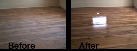 Dust Free Wood Floor Refurbishing | Canon City CO | 719-315-2437